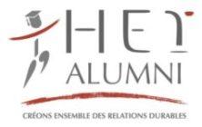Logo HEI Alumni