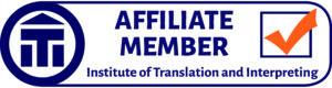 Logo affilaite member ITI